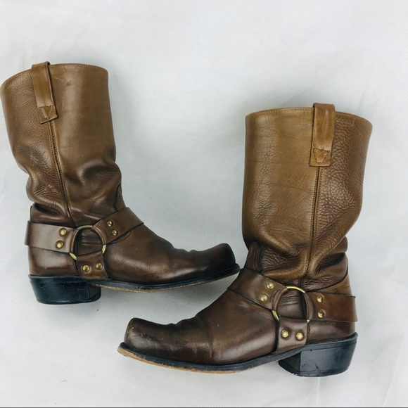 Acme Harness Boots Motorcycle Boots